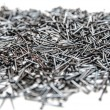 Set of different nails, screws, nuts — Stock Photo #73301971
