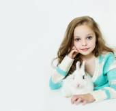 Happy little girl — Stok fotoğraf