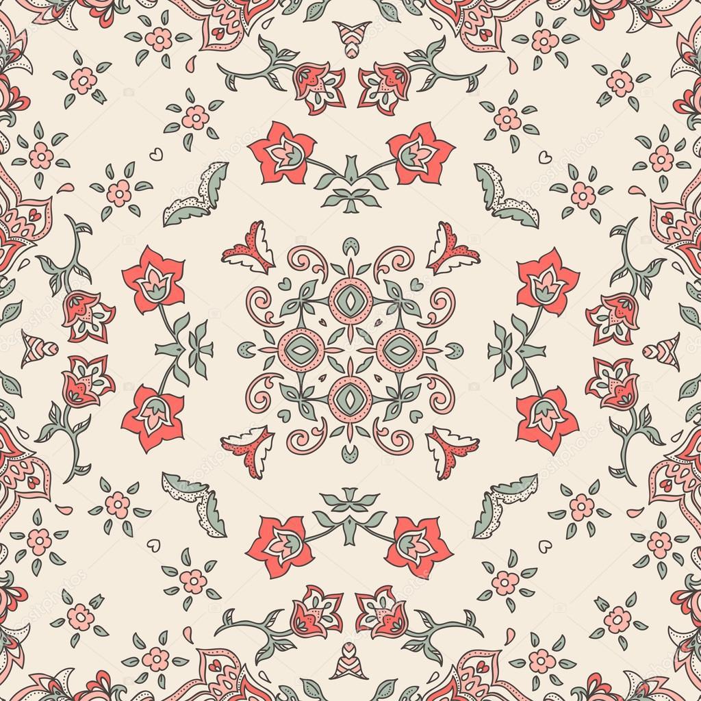 抽象的地毯设计 — 图库矢量图像08