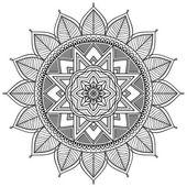 Vintage decorative ornament pattern — Stockvektor