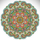 Ethnic decorative mandala — Stockvektor