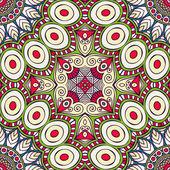 Seamless pattern. Vintage decorative elements.  — Stock Vector
