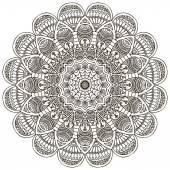 Mandala — Stock vektor