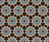 Abstract vector naadloze patroon — Stockvector