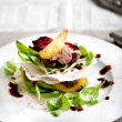 Duck breast roasted — Stock Photo #70471525