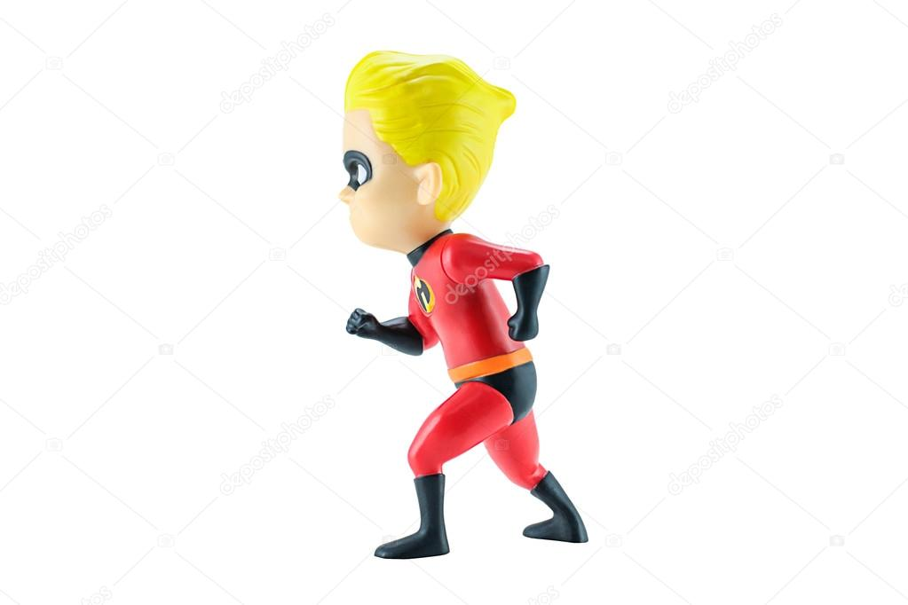 Personaggio di mr incredibile figura giocattolo — foto