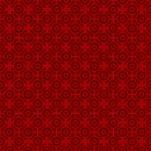 Seamless vintage Chinese window tracery round and square pattern background. — Wektor stockowy