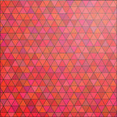 Kırmızı arka plan, illüstrasyon — Stok Vektör