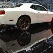 Постер, плакат: Dodge Challenger at the Geneva Motor Show