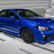 ������, ������: Subaru WRX STI at the Geneva Motor Show