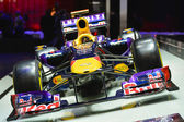 Red Bull Formula 1 car at the Geneva Motor Show — Foto de Stock