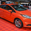 Ford Fiesta ST at the Geneva Motor Show — Stock Photo #55831165