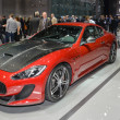 ������, ������: Maserati GranTurismo MC Stradale at the Geneva Motor Show