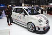 Fiat Abarth 695 Assetto Corse at the Geneva Motor Show — Fotografia Stock