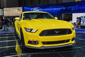Ford Mustang coupe at the Geneva Motor Show — Stock Photo
