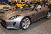 Charlotte International Auto Show 2014 — Stock fotografie