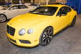 Charlotte International Auto Show 2014 — Stockfoto