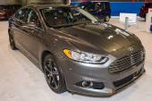 Charlotte International Auto Show 2014 — Stock Photo
