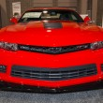 Charlotte International Auto Show 2014 — Stock Photo #59405709