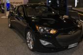 Charlotte International Auto Show 2014 — Foto Stock
