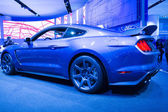 North American International Autoshow 2015 — Stockfoto