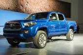 North American International Auto Show 2015 — Foto Stock