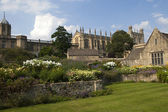 Christ Church Cathedral, Oxford — Stock Photo