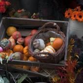 Pumpkin of the Halloween Pumpkin — Stock Photo