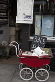 Flea market in London — Zdjęcie stockowe