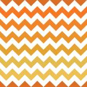 Chevron seamless pattern texture - vector background in soft orange colors — Stock Vector