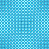 Blue seamless pattern background — Stock Vector