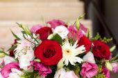 çiçek buketi — Stok fotoğraf