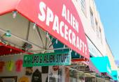 UFO and Alien Stuff — Stock Photo