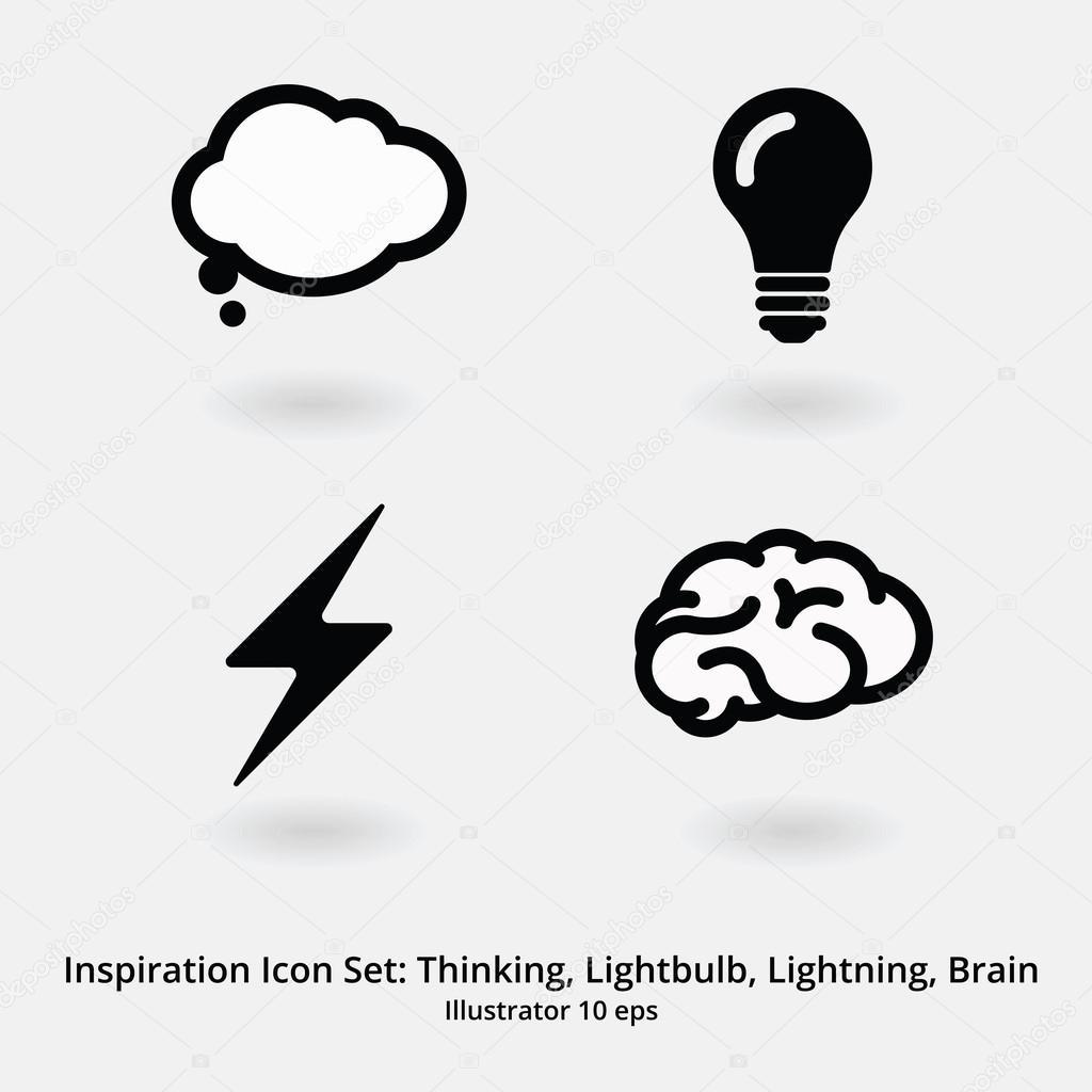 Inspiration-Icon-Set: ...