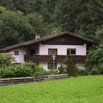 Valley Zillertal. Mayrhofen. Tirol. Austria — Stock Photo #76442555