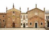 Basilica of Saint Anthony in Padua. Italy — Stock fotografie