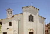 Rosario Church in Nuoro. Sardinia. Italy — Stock Photo