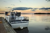 Porta a Kuopio. Savo settentrionale. Finlandia — Foto Stock