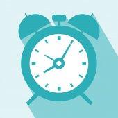 символ будильника — Cтоковый вектор
