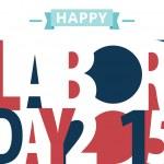 Happy Labor Day — Stock Vector #72873781