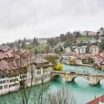 Swiss capital city of Bern, Switzerland — Stock Photo #71732343