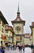 Bern ClockTower — Stock Photo