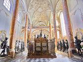 Hofkirche (Court Church)  in Innsbruck, Austria — ストック写真