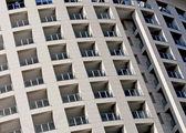 Reinforced concrete building — Stock Photo