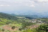 Phu Tabberk in Phetchabun, Thailand — Stockfoto