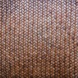 Old woven bamboo mat background  texture pattern — Stock Photo #77827980