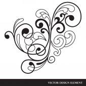 Vector design element — Stock Vector
