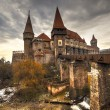 Постер, плакат: Corvinesti Castle Romania