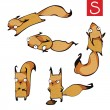 Squirrels — Stock Vector #55599451