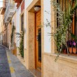 Old charming streets, Spain — Stock Photo #80180042
